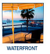 Oceanside waterfront vacation rentals and marina