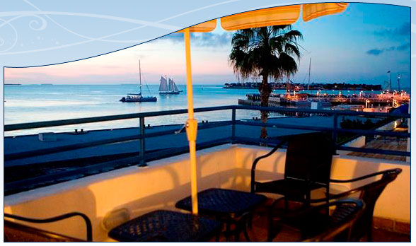 Key West Vacation Rentals offered by Compass Realty Luxury homes in the Truman Annex, condos, townhomes and waterfront